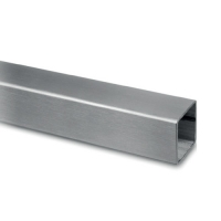 Stainless square tube