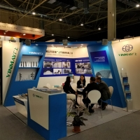 VINMAY AT STAINLESS STEEL WORLD EXHIBITION IN NETHERLANDS